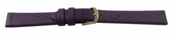 Dorn - echt Leder - Business - lila - 8-22 mm