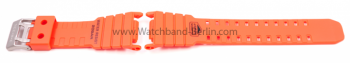 Uhren-Ersatzarmband Casio in orange f. DW-D5500MR-4JF, DW-D5000MR