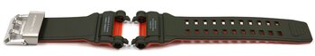 Casio Carbon/Resin Band braunoliv GPW-2000-3AER GPW-2000-3